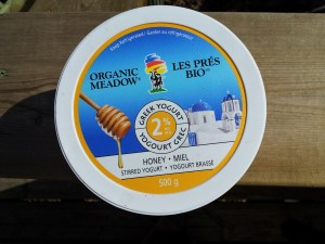 Organic Meadow Greek Yogurt