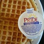 "Pride brand ""buttery spread"" (USA)"