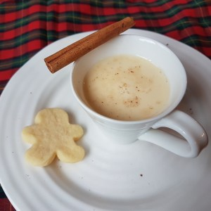 Egg Nog in a mug