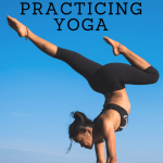 Benefits of yoga practice