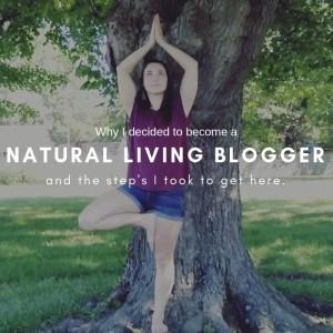 Natural Living Blogger