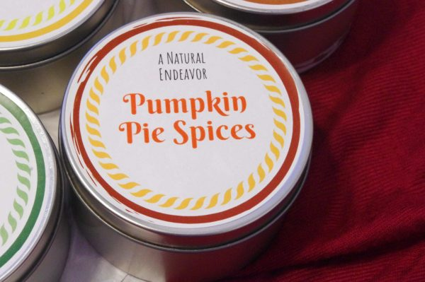 Pumpkin Pie Spices