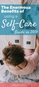 Why you need to buy a self-care guide.