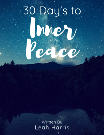 30 Days to Inner Peace, eBook by Leah Harris