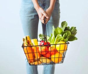 Organic, healthy food, buy