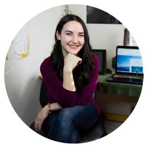 author Leah Harris