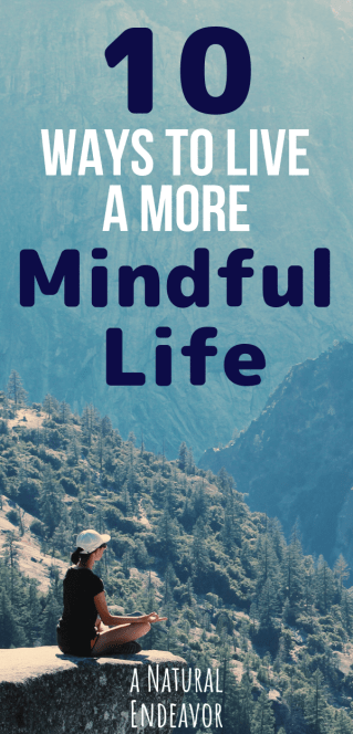 10 Tips for Living a Mindful Life