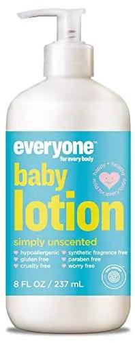 Everyone baby lotion
