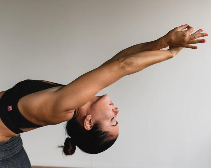 Reduce Holiday stress, exercise