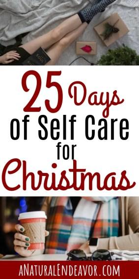 christmas self care, Christmas time, holiday self care