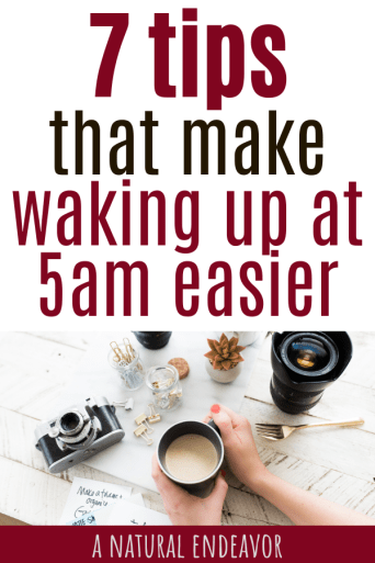 7 tips that make waking up early easier, how to wake up at 5am
