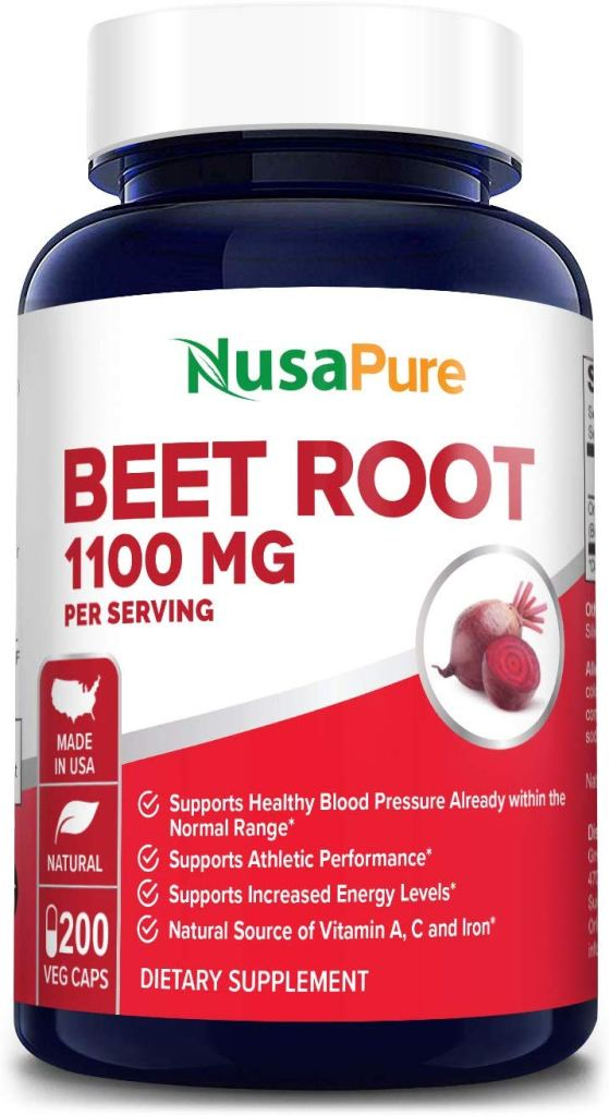 Healthy Blood Pressure Beet Root