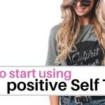 positive self talk