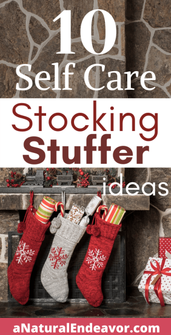 Fun self care stocking stuffer ideas