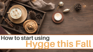Hygge for fall