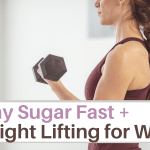 40 day sugar fast for women