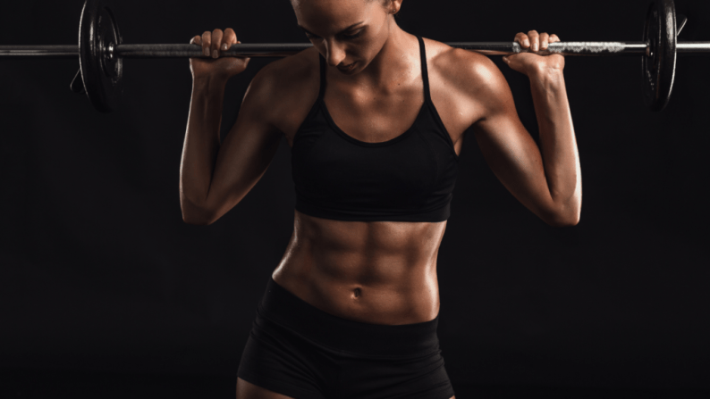 weight lifting for women + sugar fast