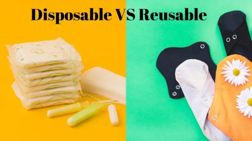 disposable vs reusable pads