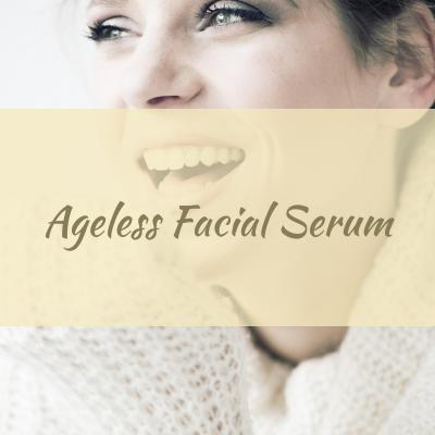 Face-Lift Serum, Ageless Facial Serum Recipes