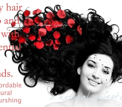 Essential Hair Care; Essential Oil Blends for Dry, Oily and Normal Hair