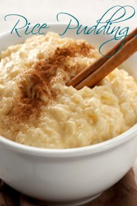 Rice Pudding-A-Natural-Perspective