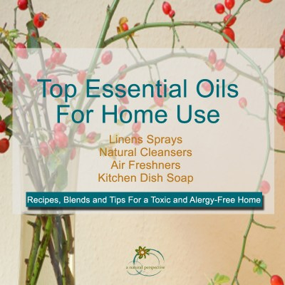 ebook Top Essential Oils for Home use