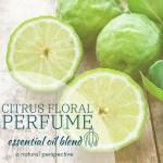 Citrus Floral essential oil Blend