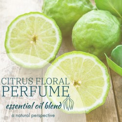 Citrus Floral essential oil Blend