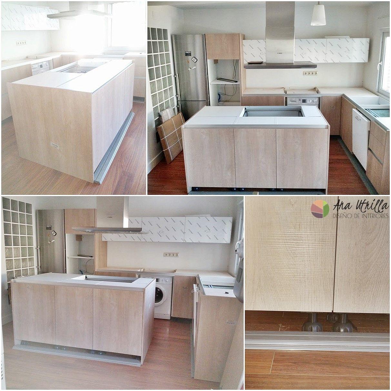 Coaching decoración de cocina en Madrid, cambio de aspeto por Ana Utrilla