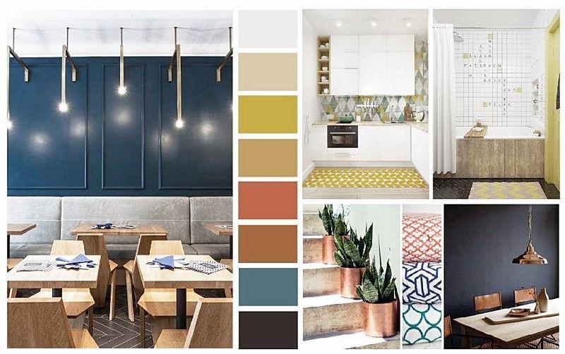 Urban Jungle paleta de colores pantone 2015 por Ana Utrilla