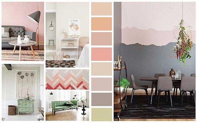 TINTED MIDLEY colores PANTONE 2015 DECORACIÓN DE INTERIORES