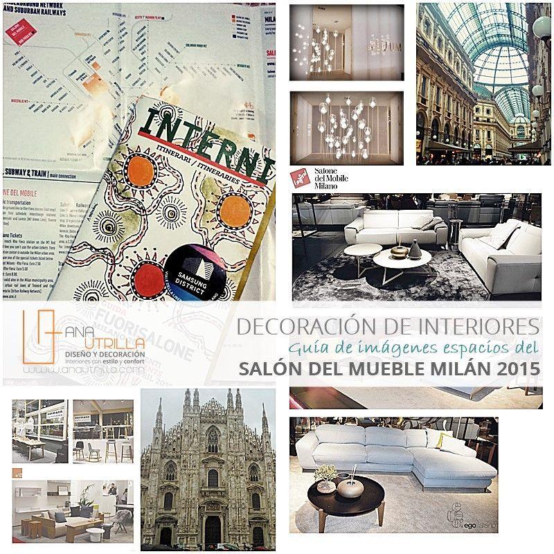 Guía Salón del mueble de Milán 2015 por Ana Utrilla