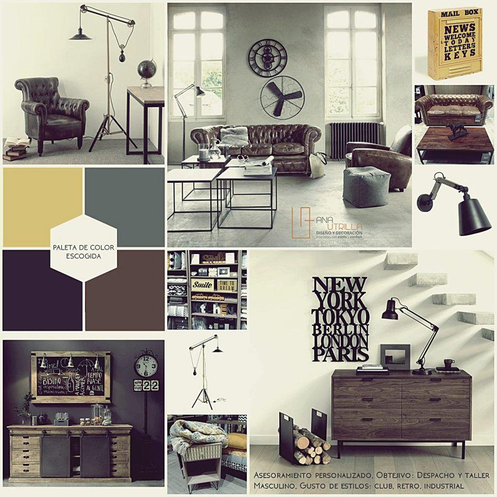 Coaching decoración de interiores para cliente en Madrid por Ana Utrilla