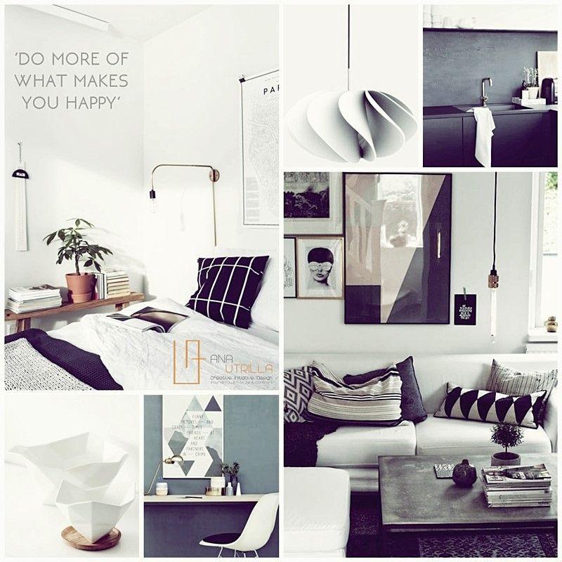 Decora tu hogar o espacio de trabajo con estilo nórdico por Ana Utrilla