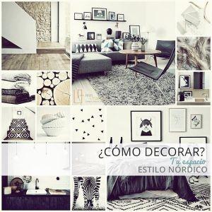 como decorar con estilo nórdico tu casa o espacio de trabajo por Ana Utrilla