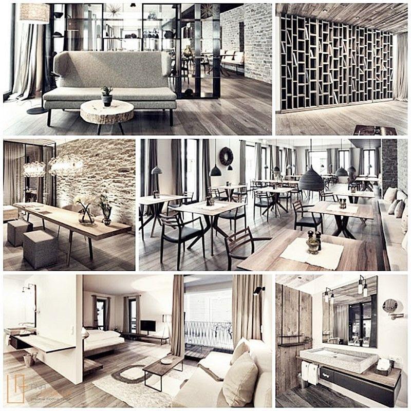 HOTEL WISERGUT EN SALZBURGO ( Gogl Architekten)