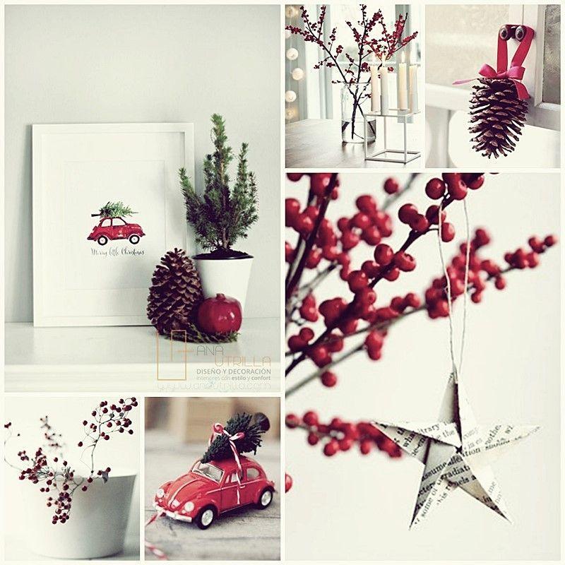 Accesorios de decoración DIY para navidad