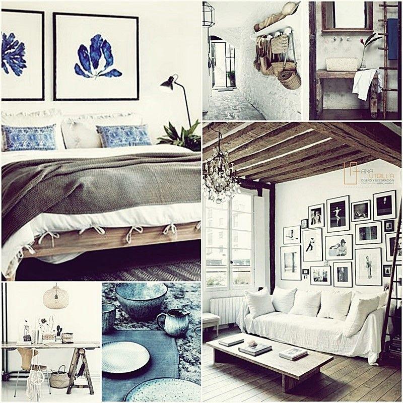 Como decorar tu espacio o casa con estilo rústico mediterráneo