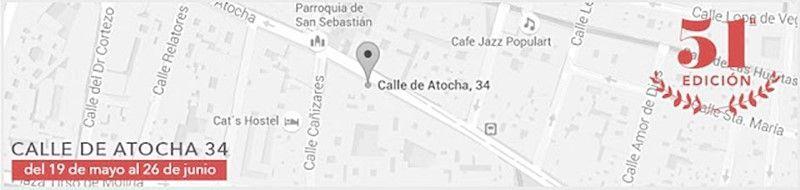Como llegar a CasaDecor Madrid Atocha
