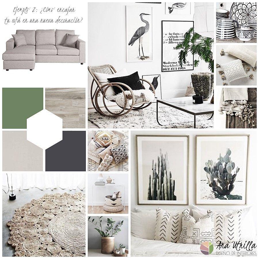 Cómo integrar tu mobiliario en tu nueva decoración de interiores por Ana Utrilla