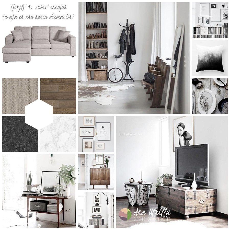 Consigue integrar en tu nueva decoraci n tu actual for Decoracion interiores online