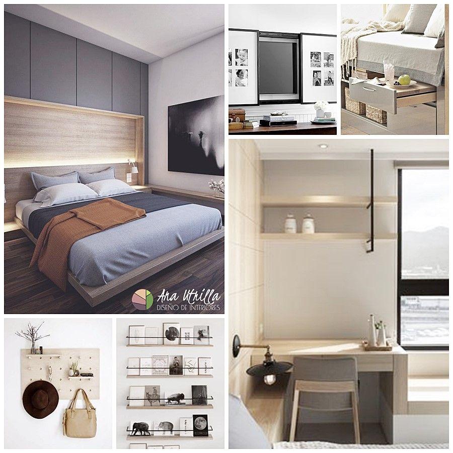Mobiliario funcional para espacios más versátiles