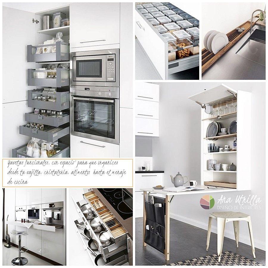C mo decorar de manera funcional dise o de interiores y for Disenar mi propia cocina