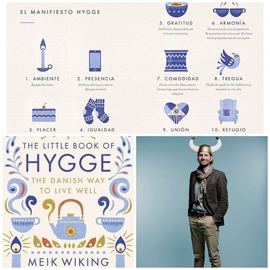 Hygge, la felicidad danesa según Meik Wiking