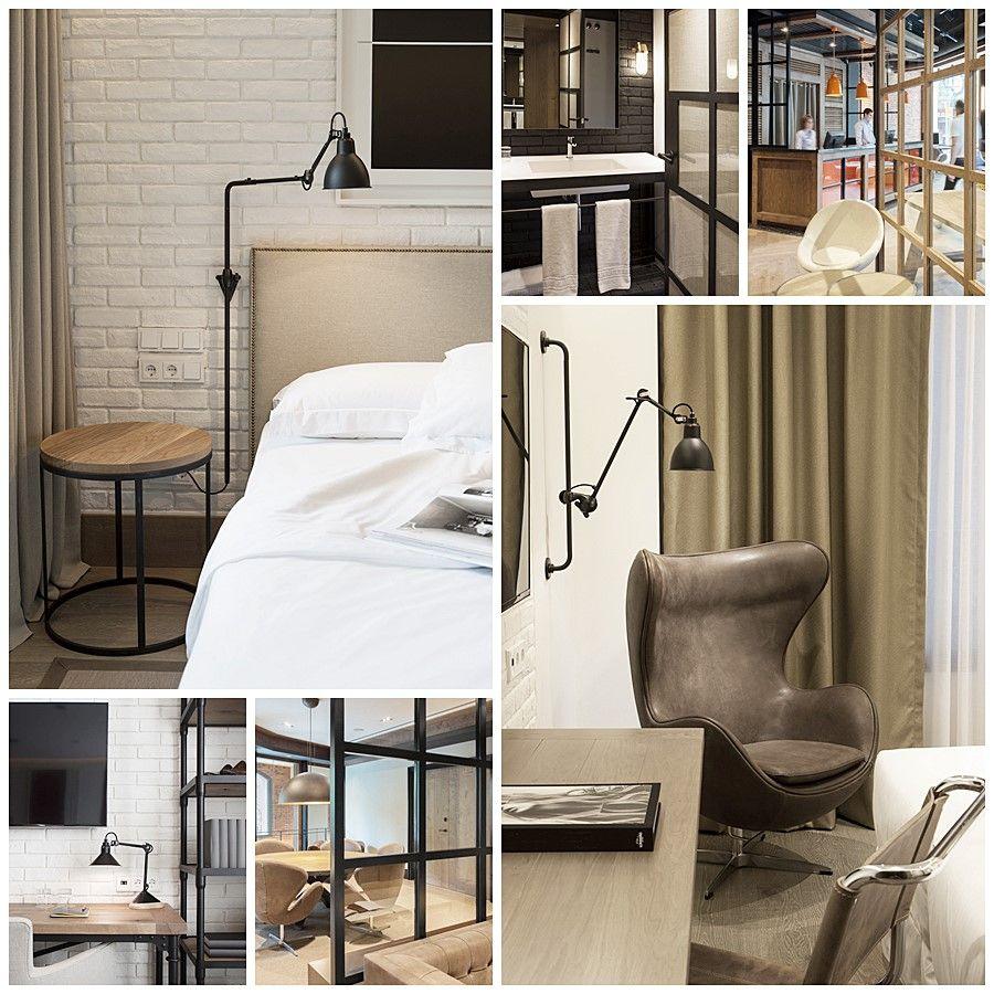 The Corner HOtel, habitaciones y estancias del hotel en Barcelona, de estilo industrial chic