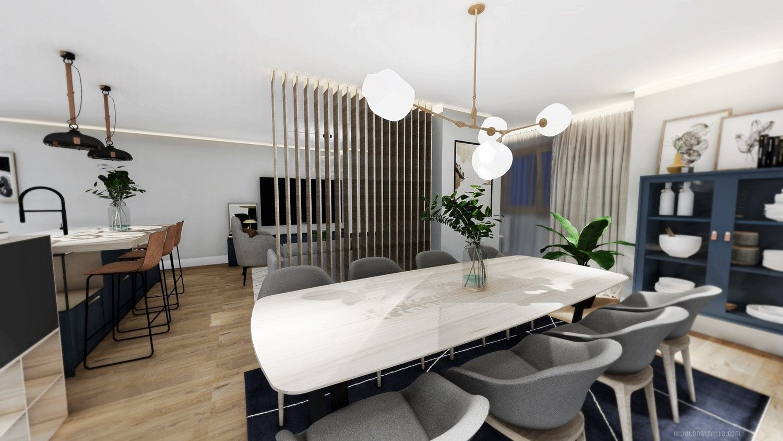 10 Razones por las que contratar a un interiorista para el diseño e interiorismo de tu casa. Proyecto de diseño e interiorismo en 3D en Valladolid, reforma integral #AnaUtrillainteriorismo @Utrillanais
