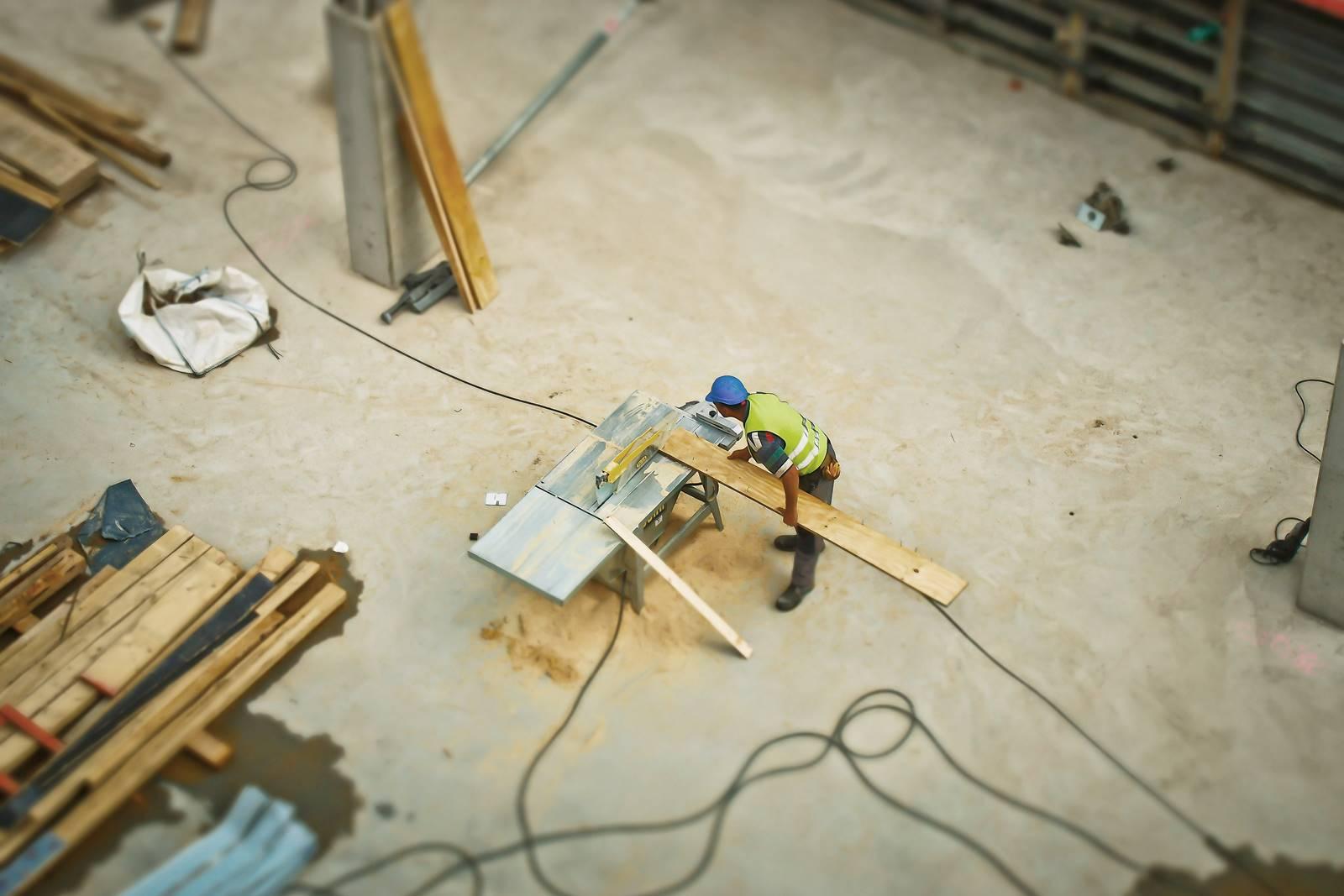 Construcción y edificación obras de reforma integral