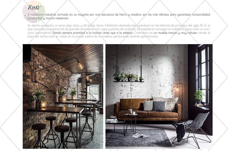 Estilo Industrial En Decoraci 211 N De Interiores ⋆ Dise 241 O De Interiores Y Decoraci 243 N Online Ana