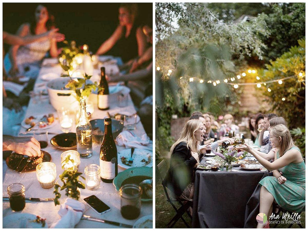 Aprovecha tu tiempo libre en verano celebra con tus amigos en tu terraza