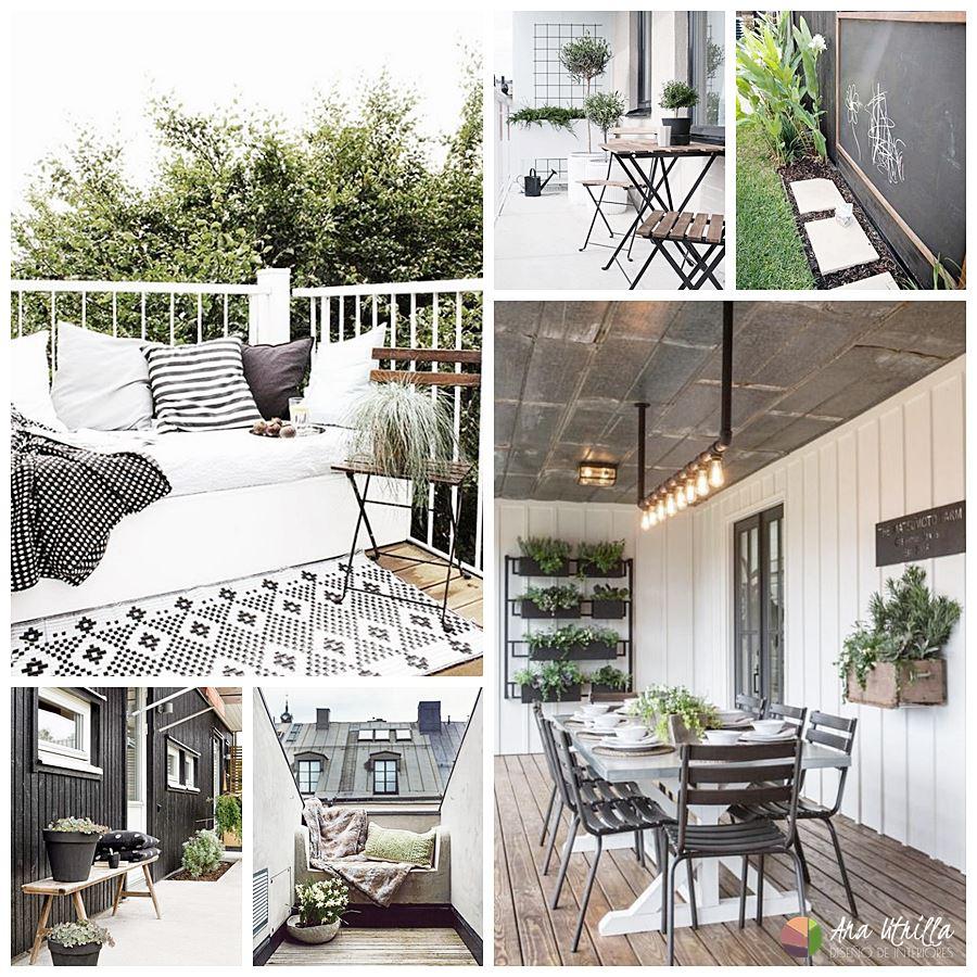 Como decorar una terraza alargada top consejos para decorar tu terraza este verano de estilo - Decorar terrazas reciclando ...